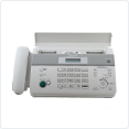 Факс Panasonic (KX-FT982RUW) термоперенос, А4, копир, АОН, Caller ID, спикерфон