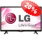 "Телевизор LED 28"" LG (28LF551C) черный/HD READY/50Hz/DVB-T2/DVB-C/DVB-S2"
