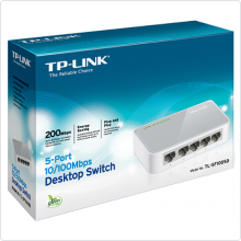 Коммутатор TP-Link (TL-SF1005D) Switch 5UTP 10/100Mbps