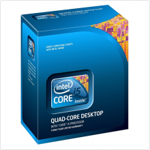 Процессор Intel Core i5-670 BOX <3.46GHz 2.5GT/s 4Mb 2xDDR3-1333 Graf-733Mhz LGA1156 >