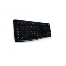 Клавиатура Logitech (K120 for Business) USB, black (920-002522)