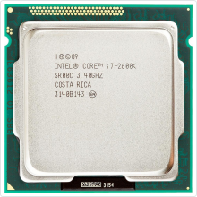 Процессор Intel Core i7-2600 3.4GHz 8Mb LGA 1155 OEM (SR00B)