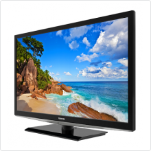 "Телевизор LCD LED 32"" (81 см) Toshiba (32EL933R) 60Hz, HD Ready, 1366x768, USB (JPEG, MP3, MKV, MPEG4), DVB-T/С"