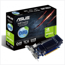 Видеокарта 1024Mb Asus GeForce 210 (210-SL-TC1GD3-L) 32bit DDR3 32bit DVI HDMI RTL