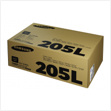 Картридж Samsung (MLT-D205L) черный для ML-3310D/3310ND/3710D/3710ND/ SCX-4833FD/4833FR/5637FR (4000 стр)