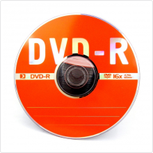 Диск DVD-R Intro 4.7Gb 16х 1шт Slim Case