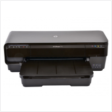 Принтер струйный HP (OfficeJet 7110 Wide Format CR768A) цветной, A3, 128Mb, 33 стр/мин(ч/б), 28 стр/мин(цветн), USB, Ethernet, WI-FI