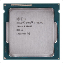 Процессор Intel Core i5-4670K 3.4GHz 6Mb LGA 1150 BOX (SR14A)