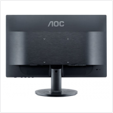 "Монитор 19"" AOC (E960SRDA) LED, 1280x1024, 5ms, 1000:1, VGA, DVI, колонки"