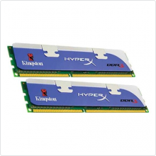 память 2048Mbx2 DDR3 PC3-10600 1333MHz Kingston (KHX1333C9D3K2/4G)