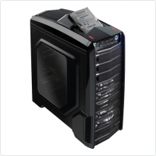 Корпус GMC (V1000 Phantom) ATX black