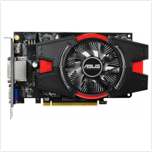 Видеокарта 1024Mb Asus GeForce GTX 650Ti (GTX650Ti-PH-1GD5) 128bit DDR5 DualDVI HDMI RTL