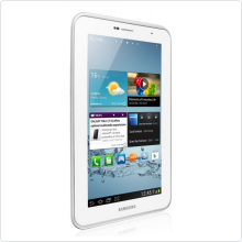 "Планшет 7"" Samsung (GT-P3100) TFT/8Gb/1024x600/Android 4.1/GPS/WiFi/BT/HDMI/mSDHC/3G/multi-touch/Cam/white (GT-P3100ZWVSER)"