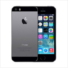 Смартфон Apple iPhone 5S 32Gb Space Grey, USB, Wi-Fi, BT, 1136x640, Видео:1920x1080, 30кадр/с