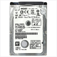 "Жесткий диск 500Gb Hitachi (HTE725050A7E630) 2.5"" 32Mb 7200rpm SATAII (Z7K500 0J26055)"