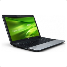 "Ноутбук 15.6"" Acer (Aspire E1-571G-53234G50Mnks) Core i5 3230M (2.6Ghz), 4Gb, 500Gb, 4400мАч, GT 710M (1Gb), win8, black/silver (NX.M57ER.031)"