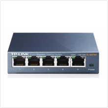 Коммутатор TP-Link (TL-SG105) Switch 5UTP 10/100/1000Mbps