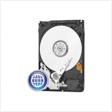 "Жесткий диск 750Gb Western Digital (WD7500BPVX) 2.5"" 8Mb 5400rpm SATAIII"