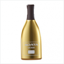 Флеш-накопитель 8Gb A-Data (DashDrive UC500) USB 2.0, gold