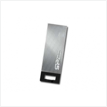 Флеш-накопитель 8Gb Silicon Power (Touch 835) USB 2.0, grey