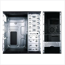 Корпус Frontier (SI08A) ATX black