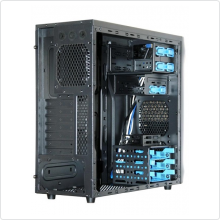 Корпус Trin (Gaming V2) ATX black