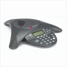 Конференц-телефон Polycom SoundStation 2 with lcd (2200-16000-122)