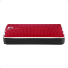 "Внешний жесткий диск 500Gb Western Digital (WDBLNP5000ARD-EEUE) 2.5"" USB3.0 5400rpm red"