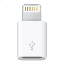 Переходник APO-MD820ZM/A Lightning to Micro USB Adapter