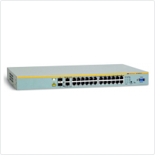 Коммутатор Alied Telesis (AT-8000S/24) Switch 24UTP 10/100Mbps, 2SPF 10/100/1000Mbps