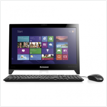 "Моноблок 18.5"" Lenovo (IdeaCentre (57319857)) Celeron 1017U (1.6Ghz), 4Gb, 500Gb, win8 (C240)"