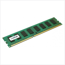 память 2048Mb DDR3 PC3-12800 1600MHz Crucial (CT25664BA160B)