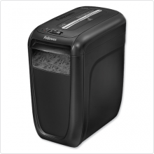 Уничтожитель документов Fellowes (PowerShred 60Cs) класс секр 3, 10лст., 22лтр., фрагм. 4х50 мм, скрепки/степлерные скобы/кредит карты