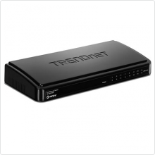 Коммутатор TRENDnet (TE100-S16D) Switch 16UTP 10/100Mbps