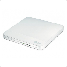 Внешний привод DVD±RW EXT LG (GP50NW41) USB RTL white