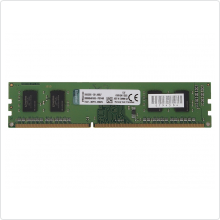 память 2048Mb DDR3 PC-12800 1600MHz Kingston (KVR16N11S6/2)