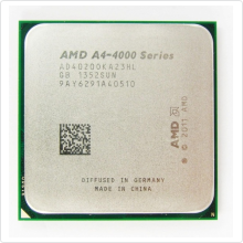 Процессор AMD A4 X2 4020 3.2GHz 1Mb LGA FM2 BOX