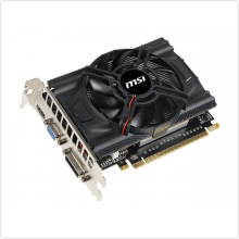Видеокарта 2048Mb MSI GeForce GTX 650 (N650-2GD5/OC) 128bit GDDR5 DVI HDMI RTL