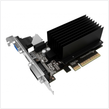 Видеокарта 1024Mb Palit GeForce GT 720 (NEAT7200HD06-2080H) 64bit DDR3 DVI HDMI