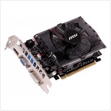 Видеокарта 2048Mb MSI GeForce GT 730 (N730-2GD3V2) 128bit GDDR3 DVI HDMI RTL