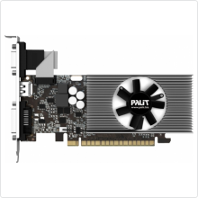 Видеокарта 2048Mb Palit GeForce GT 740 (NEAT7400HD41-1070F) 128bit DDR3 DVI HDMI bulk