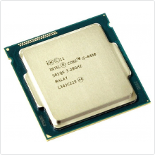 Процессор Intel Core i5-4460 3.2GHz 6Mb LGA 1150 OEM (SR1QK)