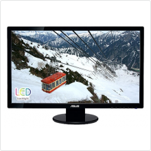 "Монитор 27"" Asus (VE278N) LED, 1920x1080, 2ms, 1200:1, VGA, DVI"