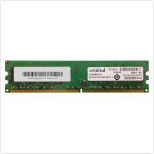 память 2048Mb DDR2 PC2-6400 800MHz Crucial (CT25664AA800)