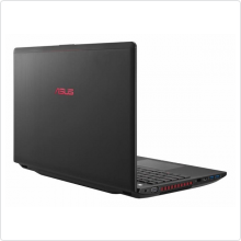 "Ноутбук 15.6"" Asus (G56JR) Core i5 4200H (2.8Ghz), 4Gb, 750Gb, 5200мАч, GTX 760M(2Gb), win8.1, black/red (90NB03Z5-M04060)"