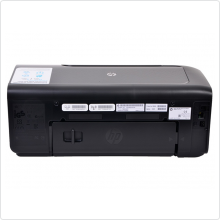 Принтер струйный HP (OfficeJet 6100 Wide Format CB863A) цветной, A4, 128Mb, 16 стр/мин(ч/б), 9 стр/мин(цветн), USB, Ethernet, WI-FI