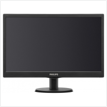 "Монитор 18.5"" Philips (193V5LSB2/62) LED, 1366x768, 5ms, 1000:1, VGA"