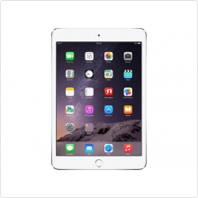 "Планшет 9.7"" Apple iPad Air 2 TFT/64Gb/2048x1536/iOS/WiFi/BT/3G/LTE/multi-touch/Cam/4430мАч/silver (MGHY2RU)"
