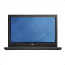 "Ноутбук 15.6"" Dell (Inspiron 3542) Core i3 4005U (1.7Ghz), 4Gb, 500Gb, 2700мАч, Linux, black (3542-1451)"