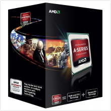 Процессор AMD A6 X2 6400K 3.9GHz 1Mb LGA FM2 BOX